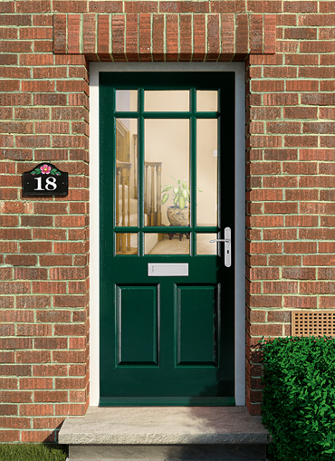 Homeserve securityhardwood doors external doors for Exterior back doors for home
