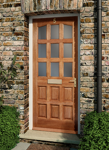 Hardwood Doors External Doors Exterior Doors HomeServe Security