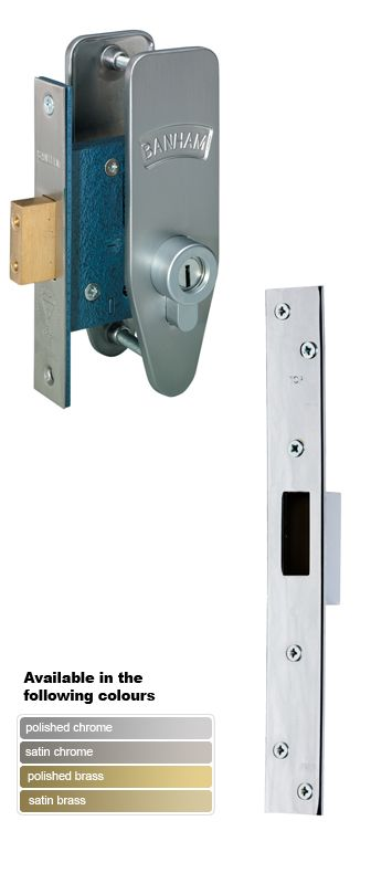 Banham G7034  sc 1 st  HomeServe Security & Homeserve SecurityChain and Lock Suppliers Surrey | Lock Fitting ...