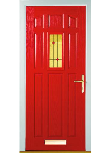 Warwick Composite Door