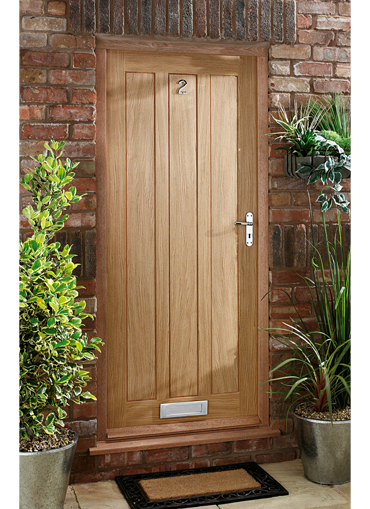Oak Hardwood Exterior Doors Archives