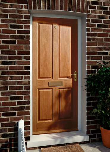 Homeserve Securityhardwood Doors External Doors